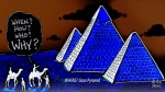The Great Pyramids and Wireless Electric Energy