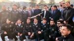 Khan in Kabul, Bats For Durable Peace in the Region