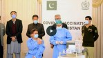 Pakistan Begins Providing COVID-19 Vaccines As Deaths Reach 11,800