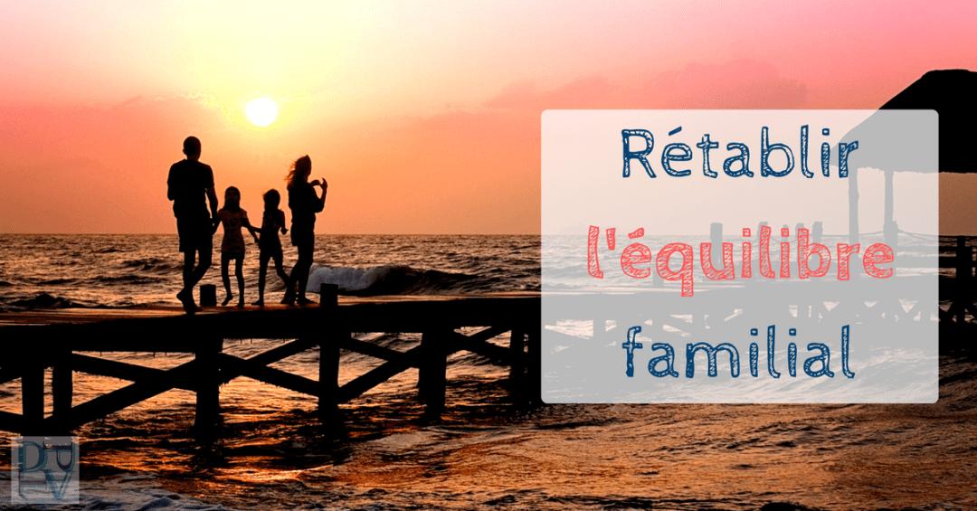 Retrouvez sereinement l'équilibre familial avec l'aide à distance