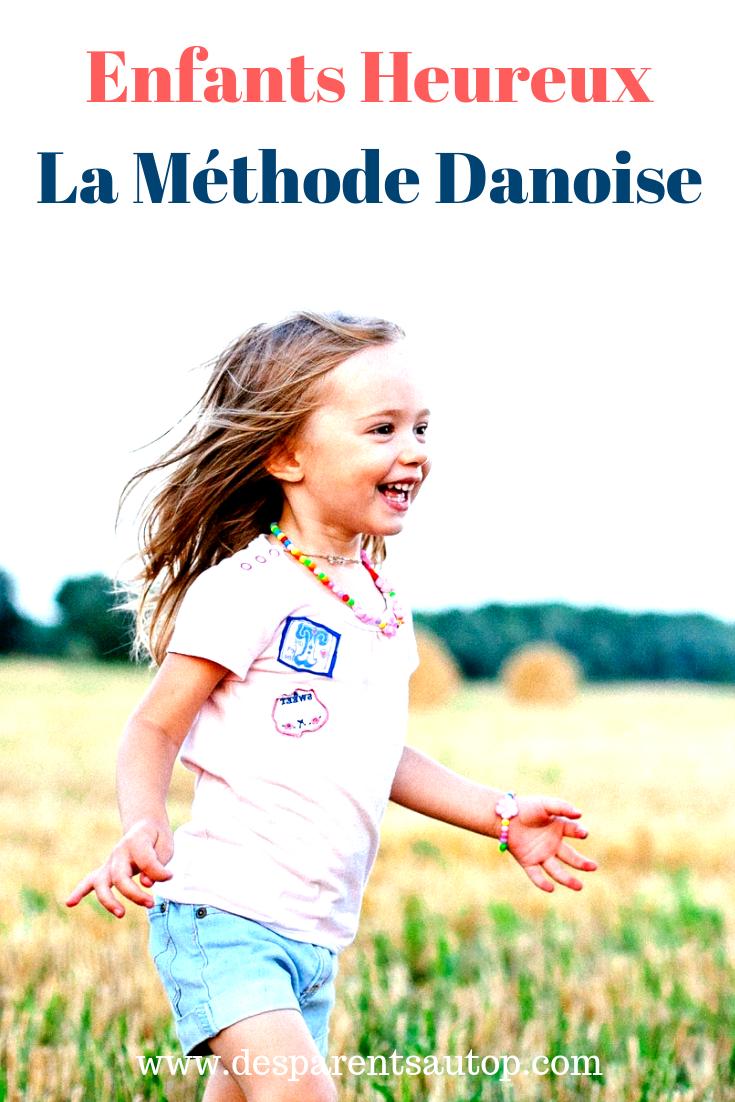 Comment avoir des enfants heureux selon les danois
