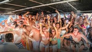 Fiestas en barco en Tenerife para despedidas de soltera