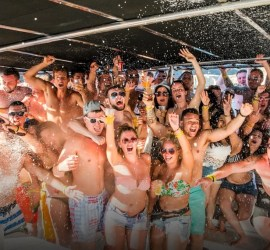 Party Boat Platja d'Aro