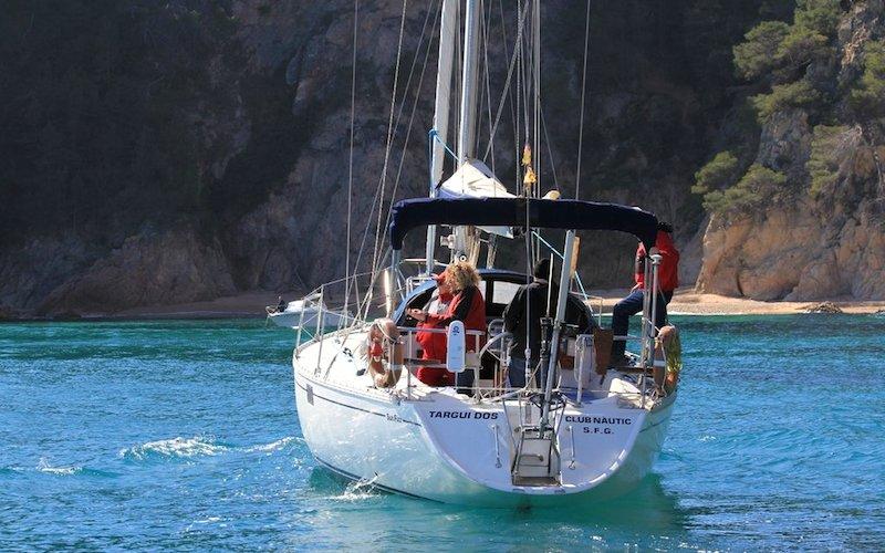 Charter de veleros y barcos en Platja d'Aro