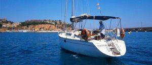Charter de veleros Playa de Aro