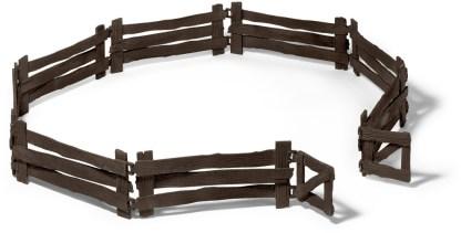 Hekwerk met poort Schleich (42304)