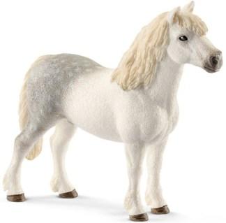 Welsh Pony hengst Schleich (13871)