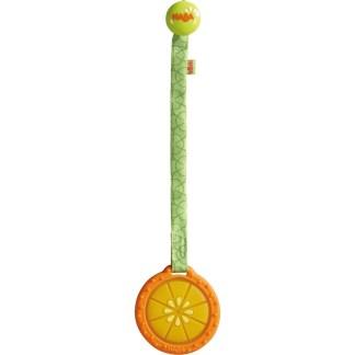Grijpspeeltje sinaasappel