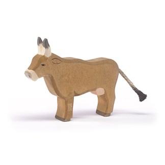 Ostheimer koe alpen staand