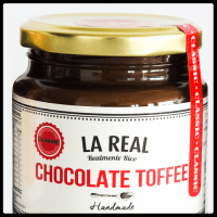 Chocolate Toffee La Real