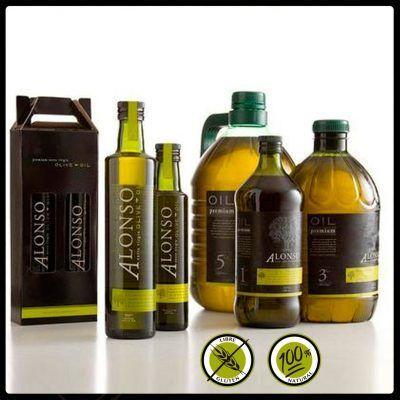 Aceite de Oliva Alonso Premium Extra Virgen