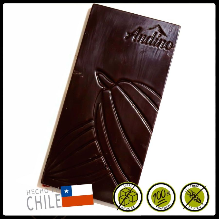 Barra de Chocolate 50 grs.