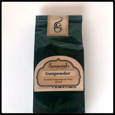 Té Verde Gunpowder Sensorial 50gr