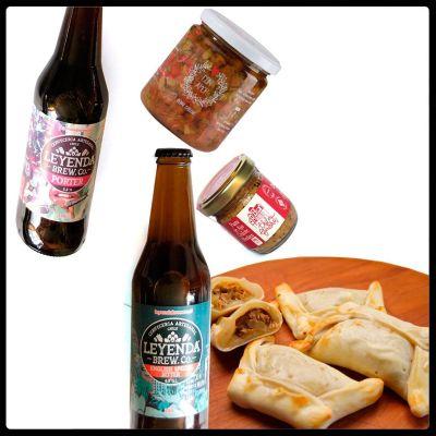 Maridaje Fiestas Patrias Empanadas Cerveza