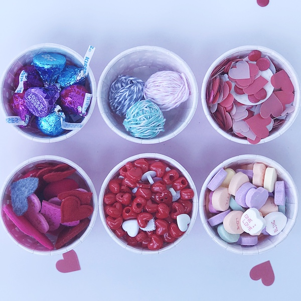 Surprise your crafty Valentine with this Valentine's Day Crafter Sampler.
