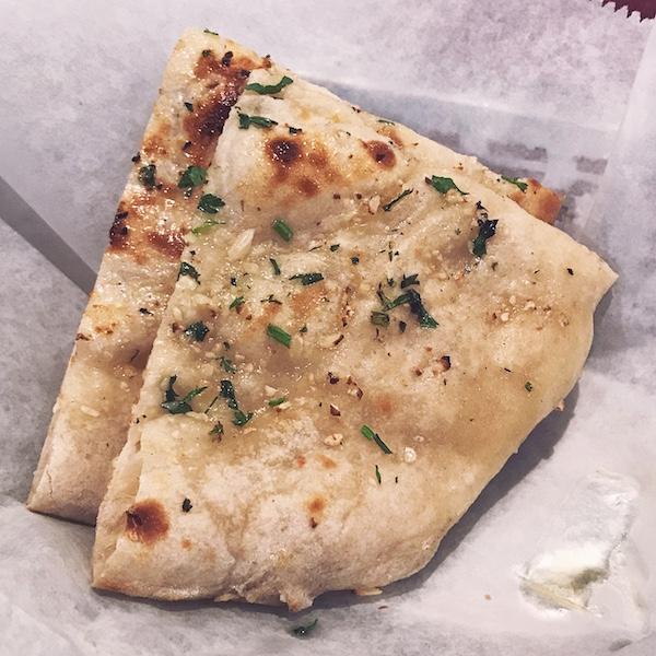 5 things to eat an an Indian restaurant via Desperately Seeking Gina