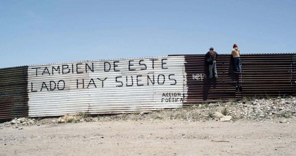 Resultado de imagen de muro de trump