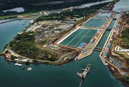 Corredor Interoceanico puerto comercial istmo