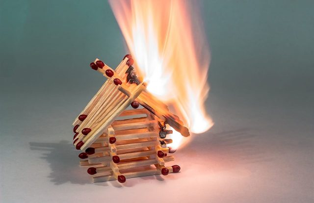¿Cómo actuar en caso de un Incendio?