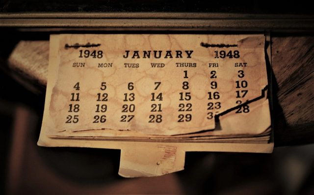 El origen de los nombres de los meses del año