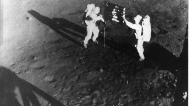 50 años desde que el hombre llegó a la Luna