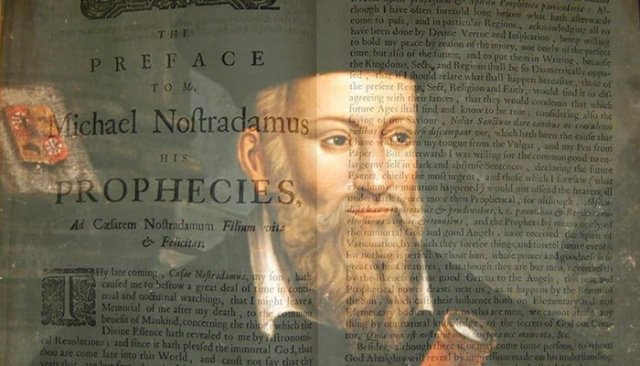 ¿Quién fue: Michel Nostradamus?
