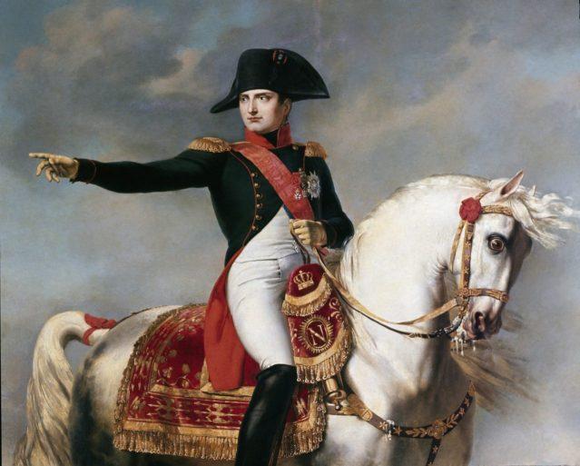 ¿Quién fue: Napoleón Bonaparte?