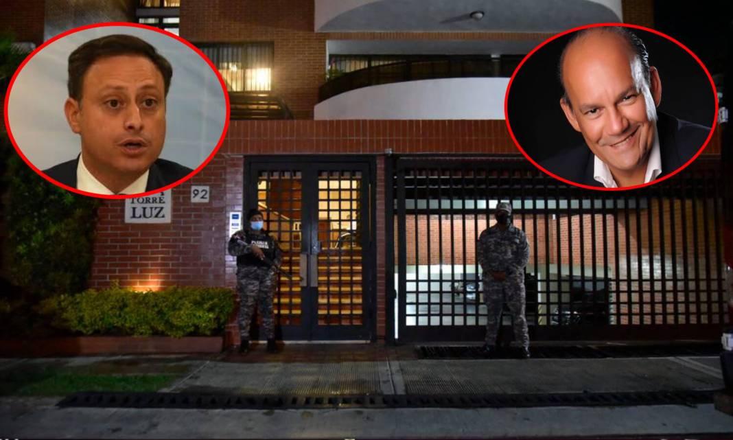Ministerio Público allana supuesta propiedad de Jean Alain y de su exasesor