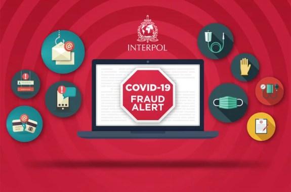 Interpol emitió comunicado alertando por falsificación y comercio ilegal de vacunas contra Covid-19