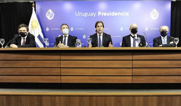 [Uruguay] Gobierno aplicó nuevas medidas para evitar escalada del Covid-19