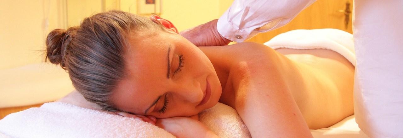Masaje relajante – Despierta y Entrena