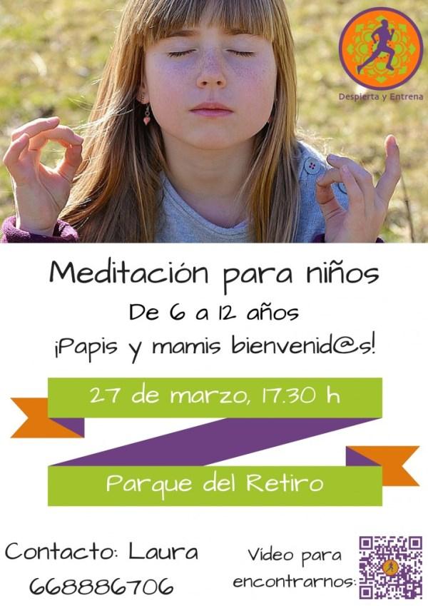 Meditación para niños – Blog Despierta y Entrena
