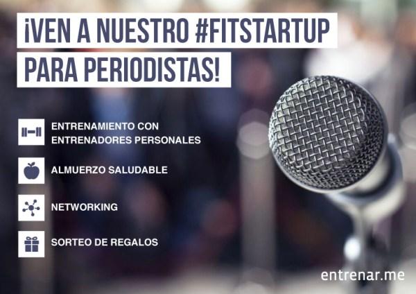 Evento #FitStartup de Entrenar.me: Laura estará allí – Blog Despierta y Entrena