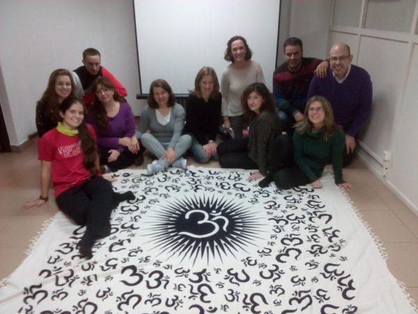 Meditación en Madrid Despierta y Entrena