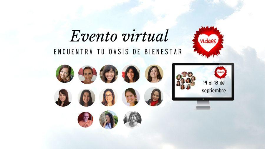 Oasis de Bienestar: evento virtual gratuito de crecimiento personal con más de 30 ponentes