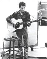 Bob Dylan, en Levis 501.
