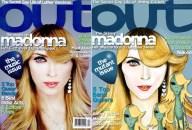 Madonna luce en esta fotografía como si no tuviera cerebro.