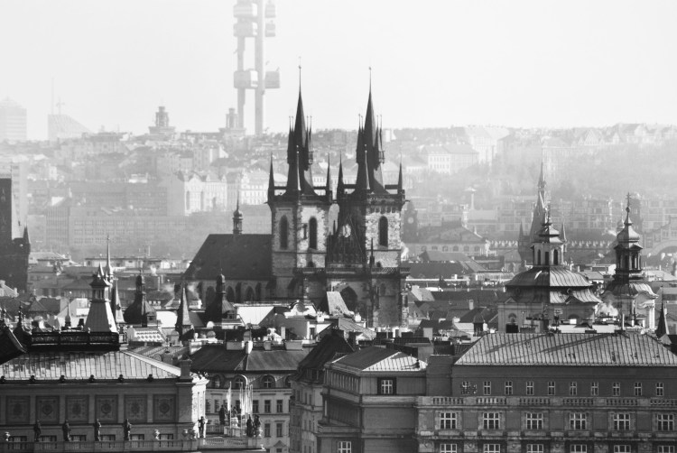 Escapade à Prague