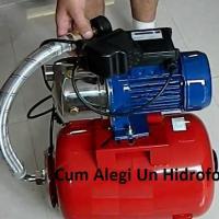 Cum Aleg Un Hidrofor? Ghidul Complet