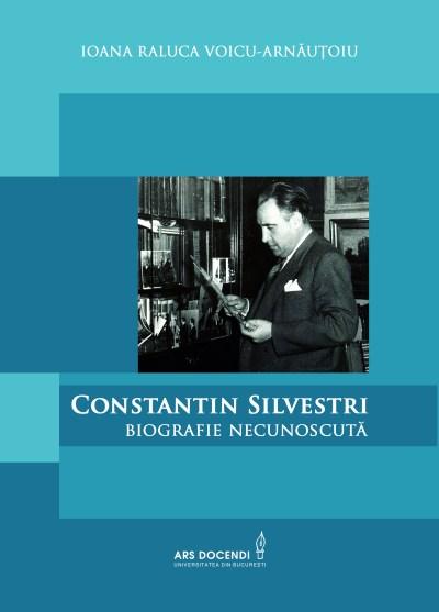 O carte esențială despre Constantin Silvestri