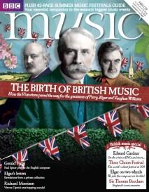 BBC Music Enescu 2015 Cover