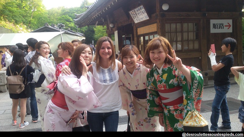 Kyoto la douce et sereine – une visite hors du temps
