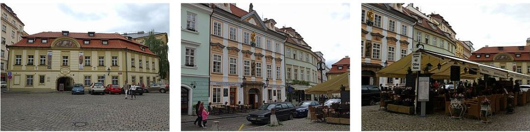Prague Stare Mesto La place Betlémské