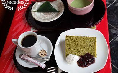 Kasutera, gâteau chiffon japonais, d'origine portugaise