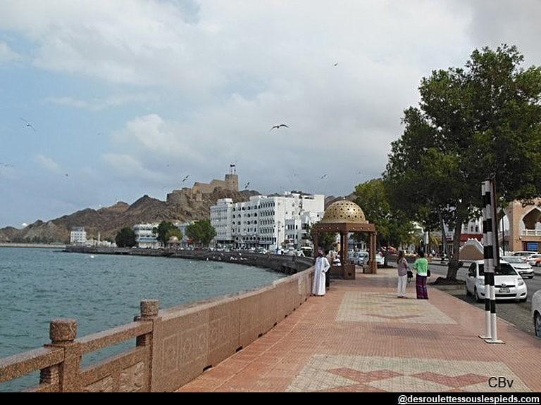 Mascate-capitale-Sultanat-d-Oman
