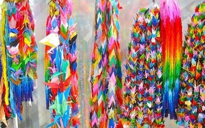Comment faire une grue en Origami – tradition japonaise