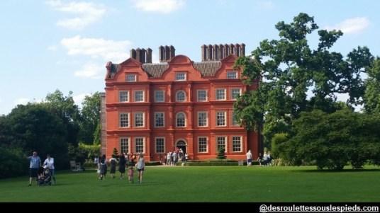 Escapades près de Londres Londres pavillon-Kew-Gardens-Londres