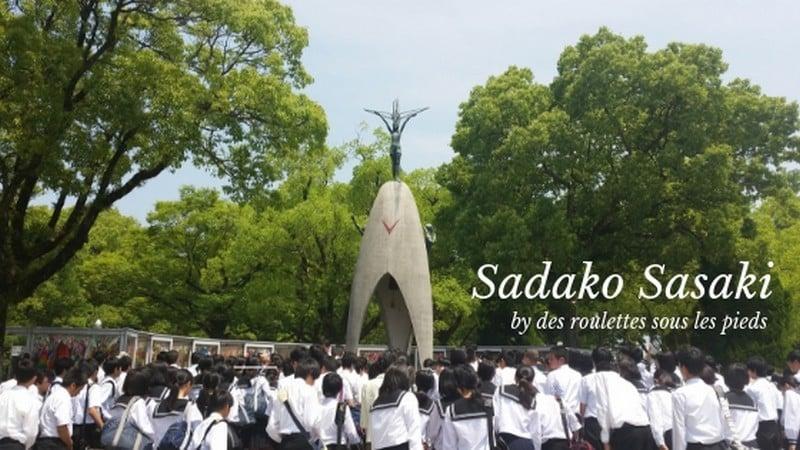 monument sadako sasaki