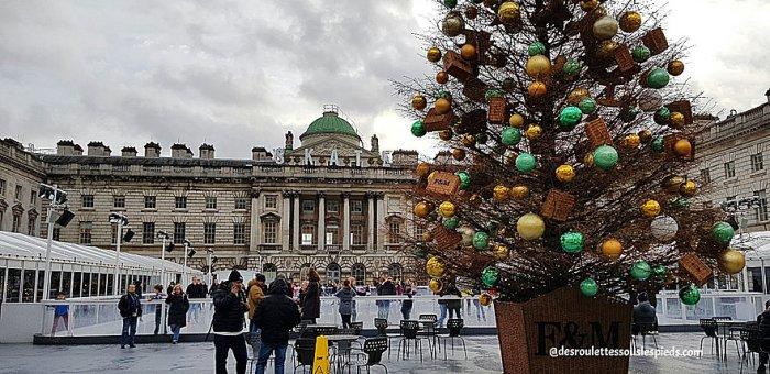 fêtes-fin-d'année-Londres-patinoire