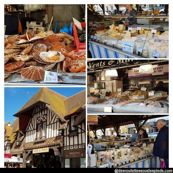 Deauville marché
